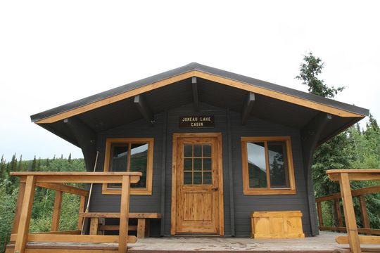 Juneau city cabins