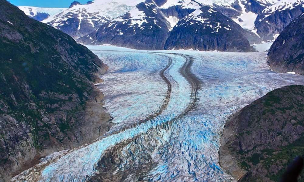 juneau glaciers