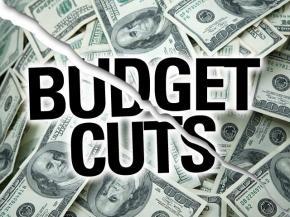 federal budget cut
