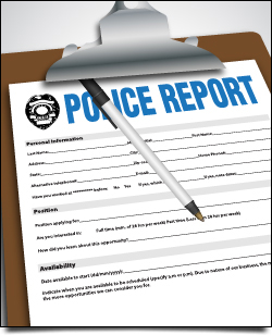 online police reports